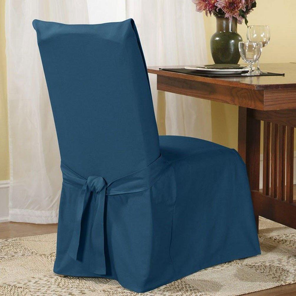 Sure Fit Duck Solid, Dining Chair, Bluestone Surefit Inc. SF33072