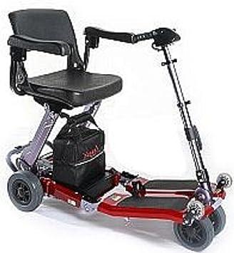 Amazon.com: Free Rider EE. UU. – Luggie Standard – Compacto ...