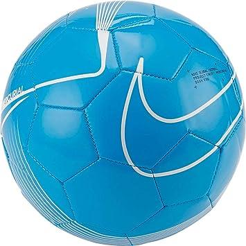 Nike Mercurial Skills Mini balón Fútbol Unisex Infantil, Juventud, Multicolor Blue Hero/White, 1: Amazon.es: Deportes y aire libre