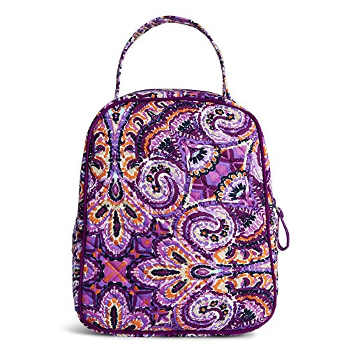 Tapestry Box - Vera Bradley Iconic Lunch Bunch, Signature Cotton, Dream Tapestry