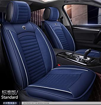 Car seat cover stitching near me