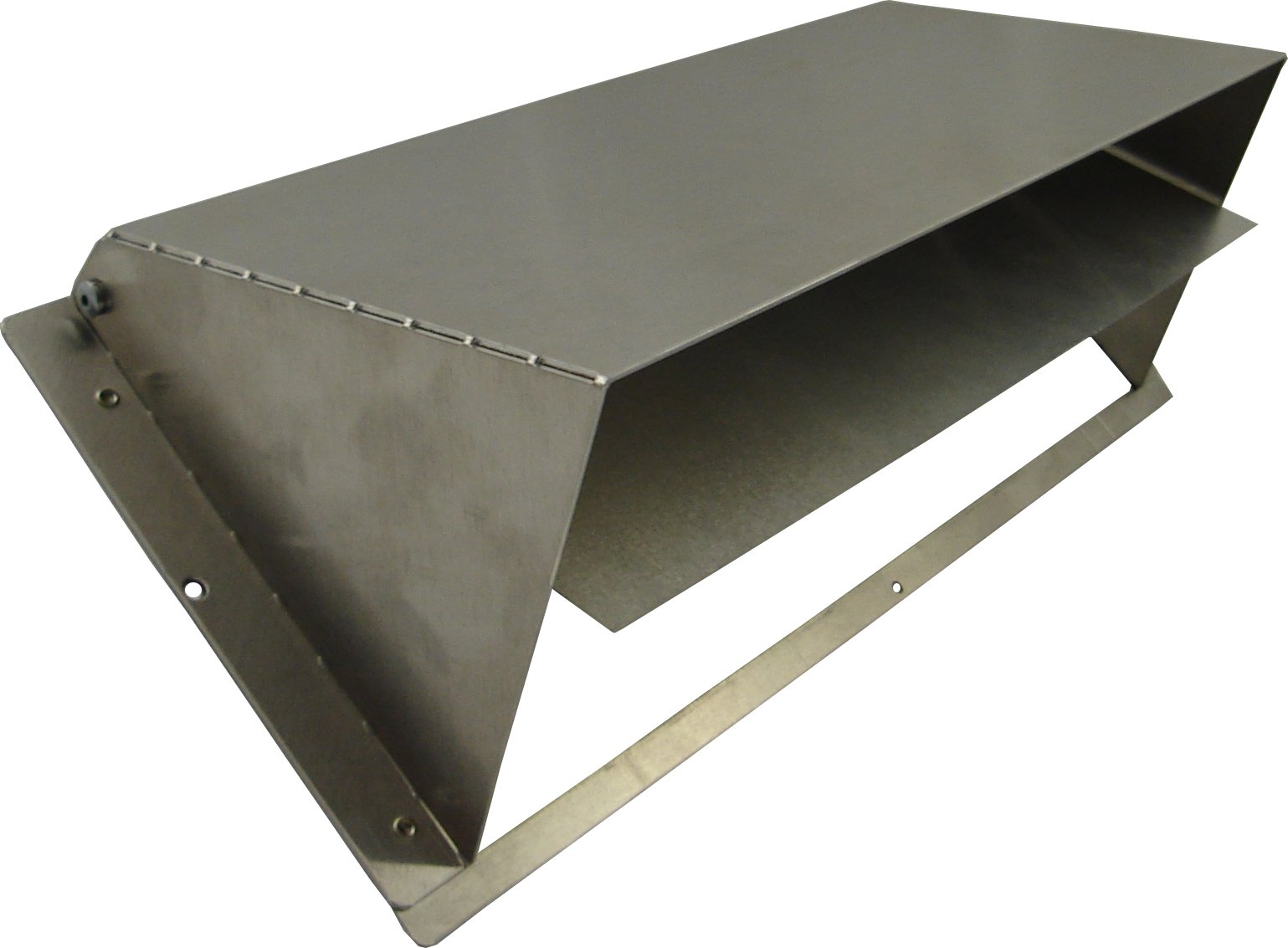 Tjernlund DH750 Discharge Hood Pair with Damper for RT750 Series
