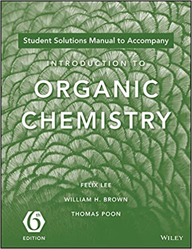 Introduction To Organic Chemistry Brown Poon Pdf