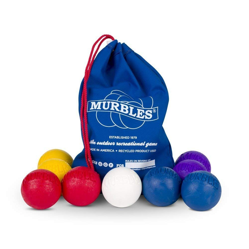Murble Game 9 Ball Set by Murbles