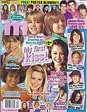 M Magazine (April 2007 - Jonas Bros., Miley Cyrus, Jason Dolley)