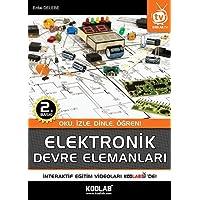 Elektronik Devre Elemanları: Oku, İzle, Dinle, Öğren! İnteraktif Eğitim Videoları Kodlab Tv'de!