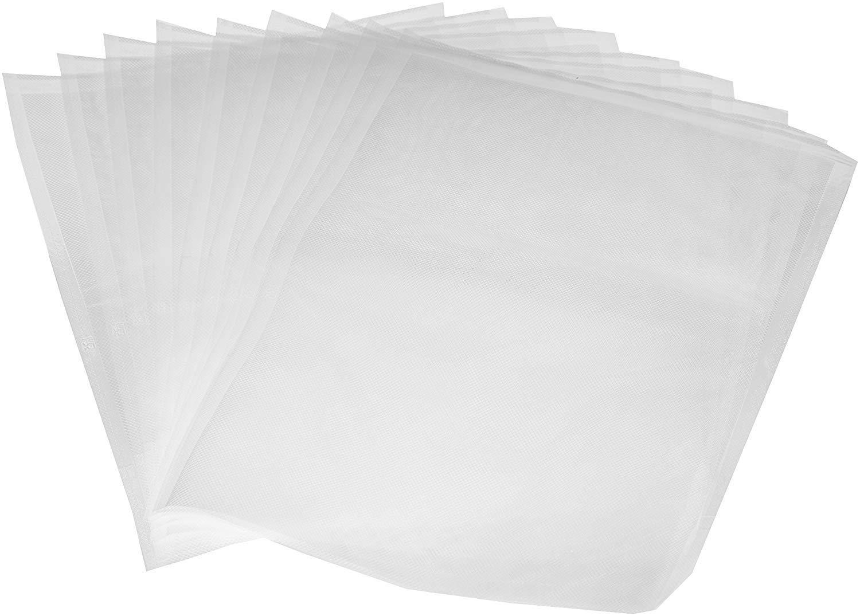 Amazonbasics - Juego de 50 bolsas para envasadoras al vacío, 22 cm ...