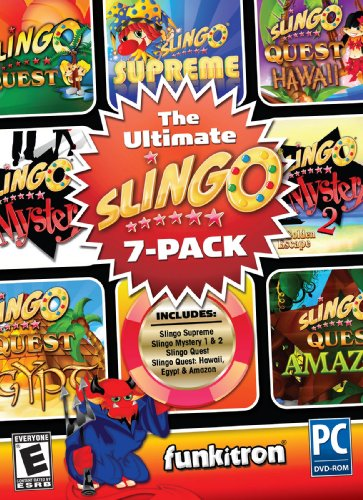 Slingo Supreme Complete Pack by Encore