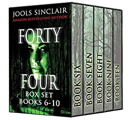 Forty-Four Box Set Books 6-10 (44) by [Sinclair, Jools]