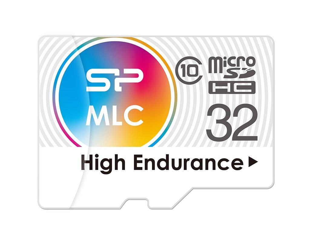 32GB Silicon Power High-Endurance microSDHC CL10 MLC Memory Card by Silicon Power (Image #1)