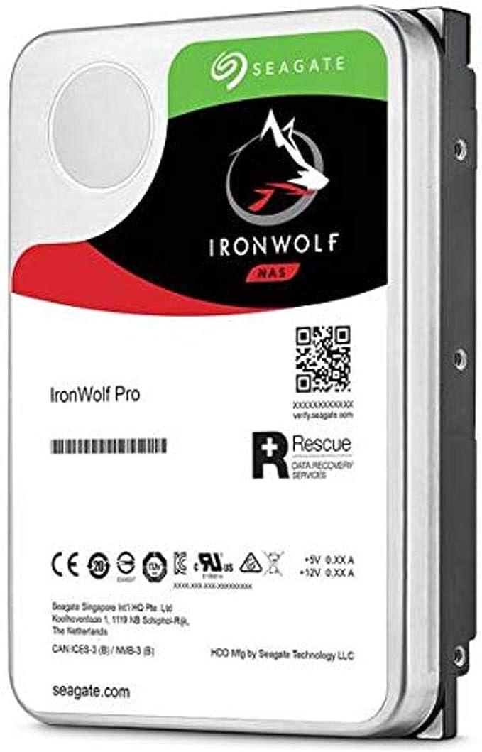 Seagate Interne Festplatte Ironwolf Pro St8000ne001 8 Computer Zubehör