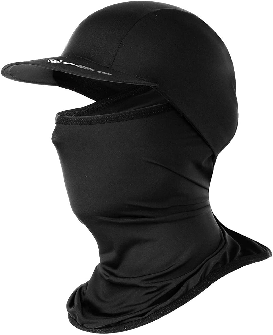 WSHOWY Sprot Balaclava Face Mask with Cap Neck Gaiter Unisex Covered Bandana Scarf 100% Workout Protection