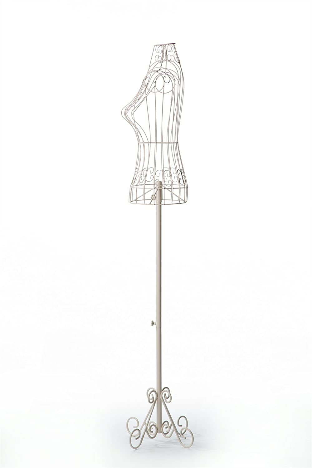 Outstanding Cream Wire Mannequin Model - Schematic diagram and ...