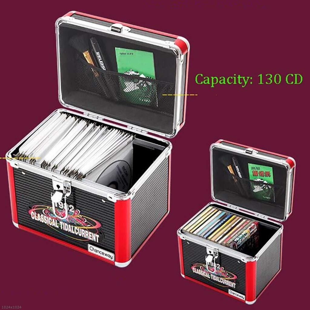 Estanterías para CD DVD Paquete de CD Estuche para CD Caja ...
