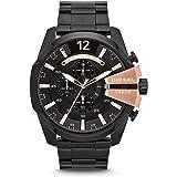 Diesel Diesel Chi Chronograph Black Dial Men's Watch-DZ4309