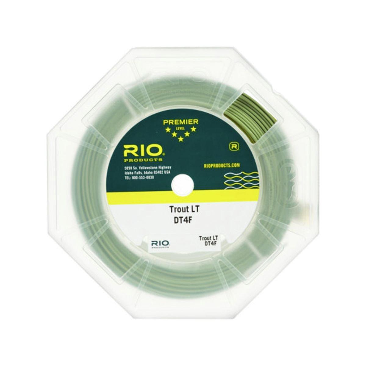 (DT6F, Sage) - RIO Products Rio Trout LT Fly Line   B0033MI3SI