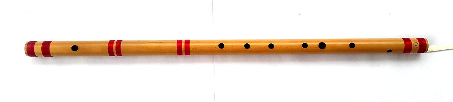 Flute, Professional, E Bass 28-31 inches, BB#, V.440, Bansuri, Indian Flute BB# Nadsadhna E-BASS-I