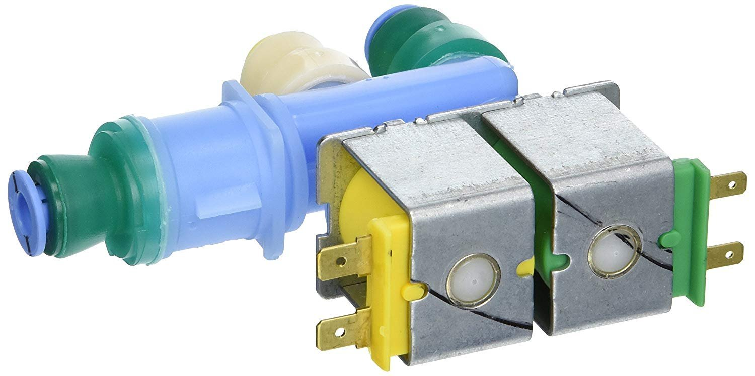 Express Parts Refrigerator Water Inlet Valve BWR984808 Replacement for Whirlpool PS11753408