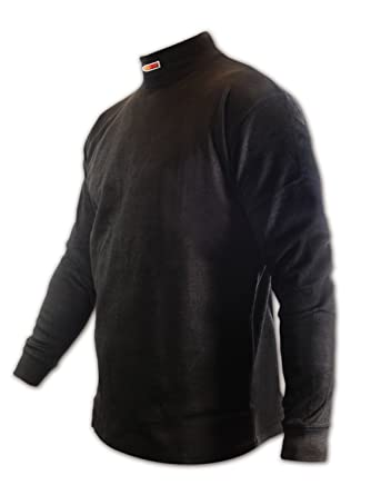 CarbonX 6BTSM-2X Active Baselayer Flame Resistant Undershirt Xx-Large Black