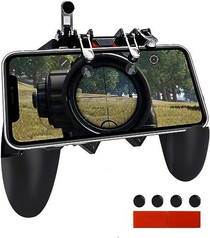 Ozkak Mando Movil PUBG Controlador de Juego móvil Universal ...