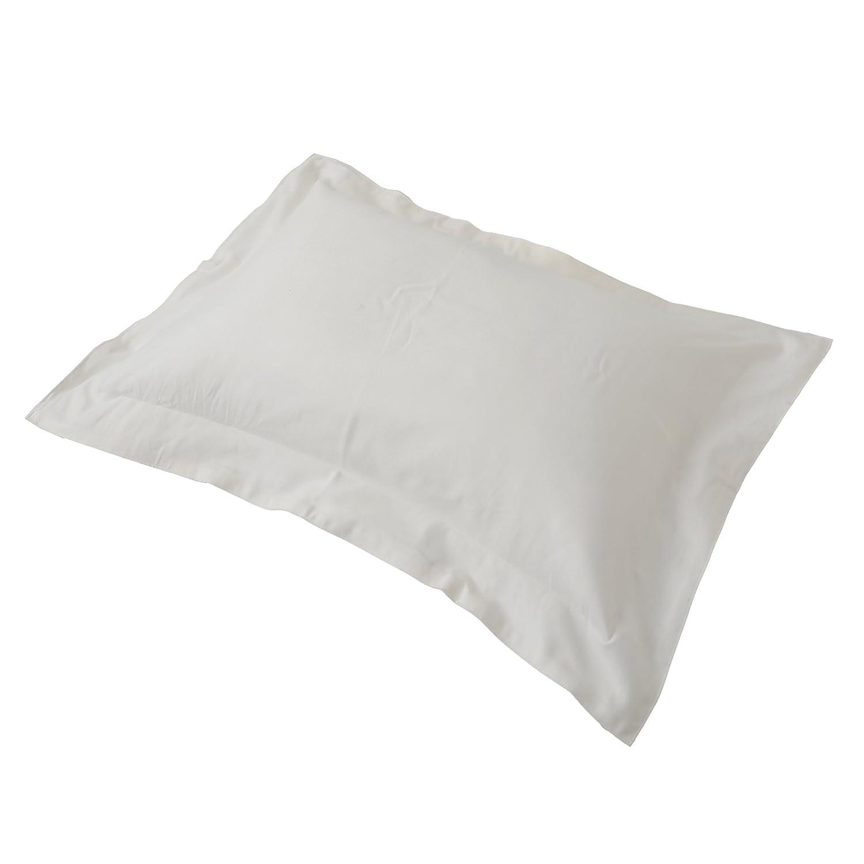 東京西川 枕カバー 63×43cmの枕用 西川プレミアム 無地 日本製 ホワイト PJ07159054W B074MCBG8R ホワイト 枕カバー