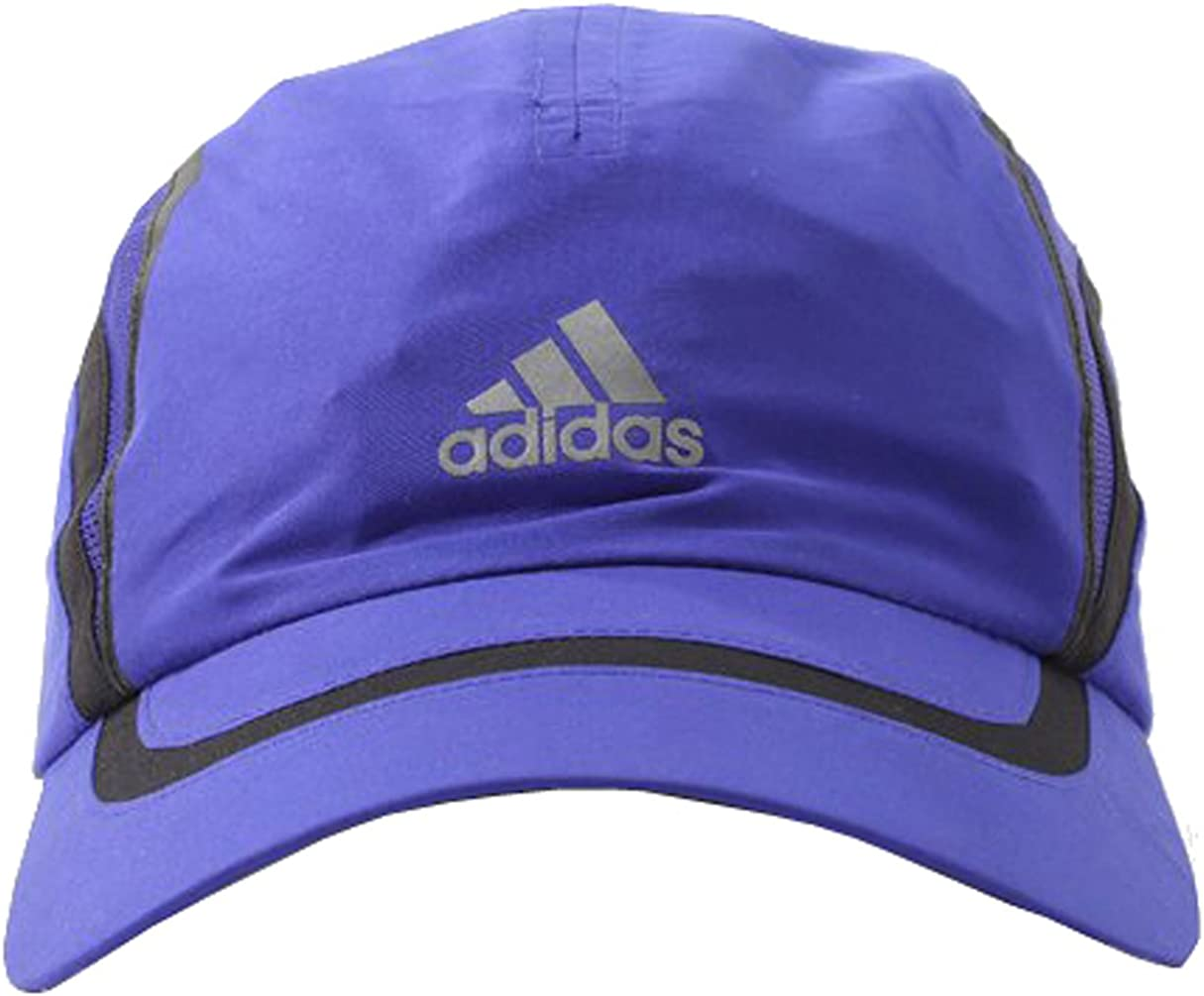 adidas para niños Gorra Run Climacool, Night Flash S15/negro ...