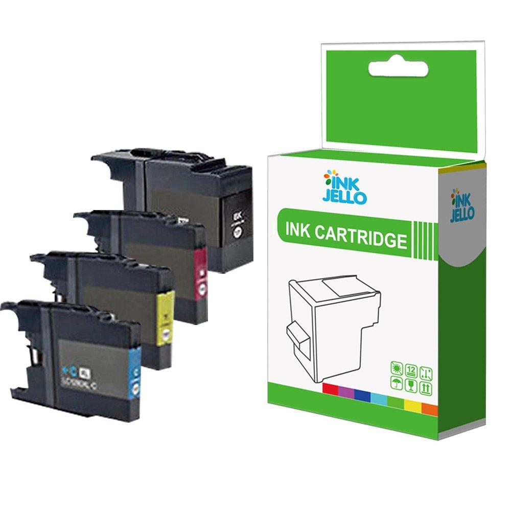 InkJello - Cartucho de tinta de repuesto para Brother MFC-J5910DW ...