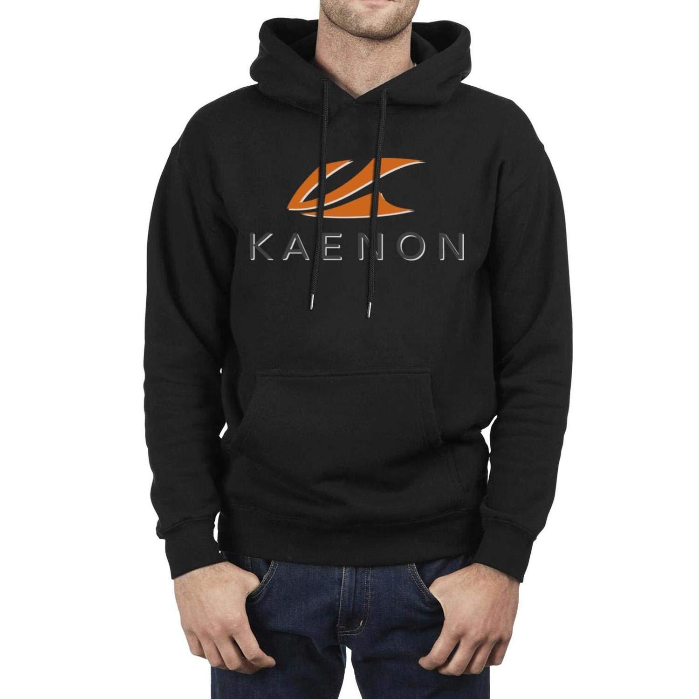 IHOID Male Hoodie Sweatshirt Kaenon-Logo Fleece Long Sleeve