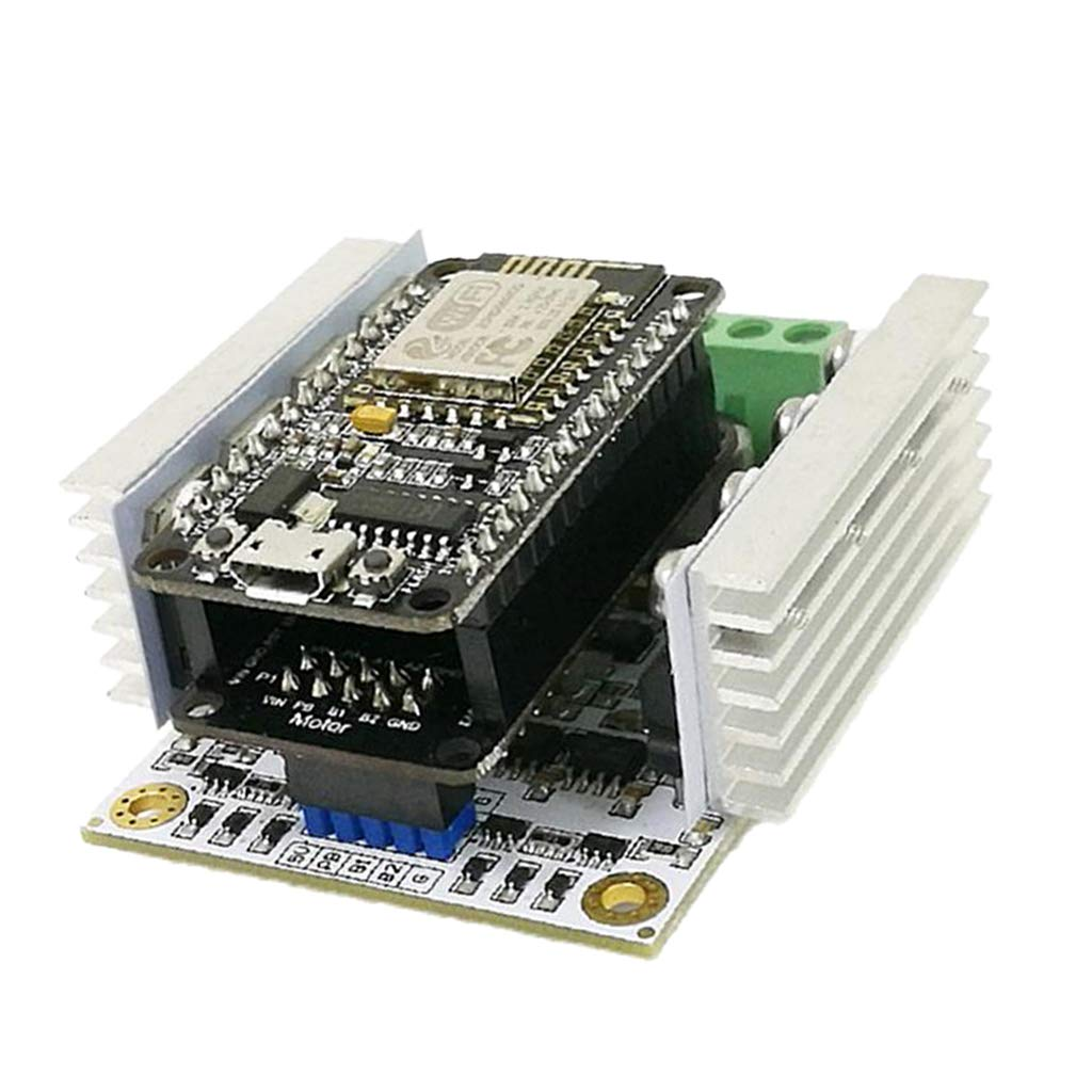 NON Sharplace Tablero de Control de Nodemcu Transmisión Alta Potencia Motor 2/4 Vías Terminales Kits de Instalación Eléctrica
