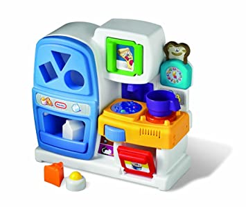 Buy Little Tikes Discover Sounds Kitchen Online at Low Prices in ...