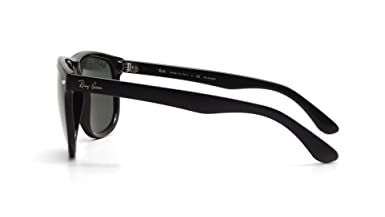 9d32a9da64a Amazon.com  Ray-Ban Highstreet Gunmetal Polar Sunglasses RB 4147 601 58 60mm  +SD Glasses+Kit  Clothing