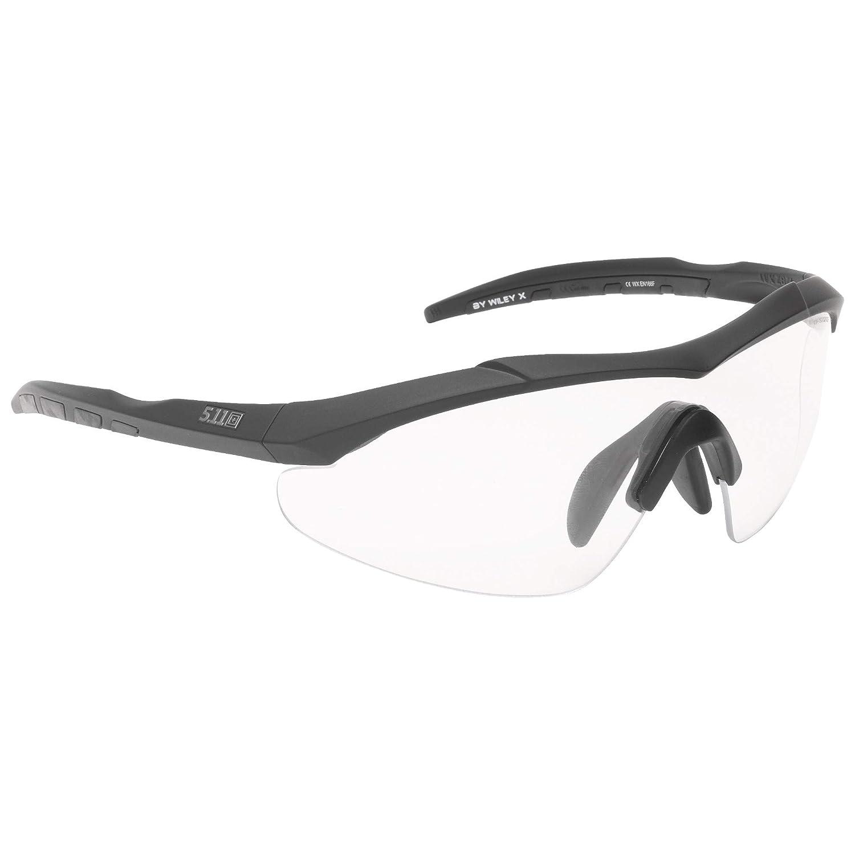 5.11 Aileron Escudo Balístico Gafas Matte Negro: Amazon.es: Deportes y aire libre