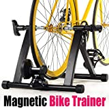 Gotobuy Premium Steel Bike Bicycle Indoor Exercise Trainer Stand
