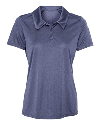 7cad7c46 Animal Den Women's Dry-Fit Golf Polo Shirts 3-Button Golf Polo's in 20
