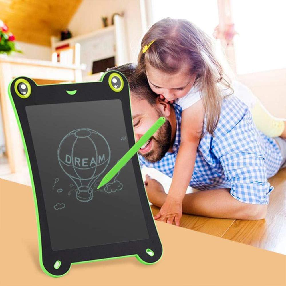 LCD Writing Tablet 8.5in Drawing Handwriting Pad Message Board Kids Writing Board Educational Mini Blackboard