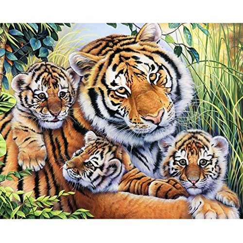 Lily's Pride Fabric Panel - Wild Instincts Digital Print - 35