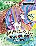 Unicorn Jazz Coloring Book