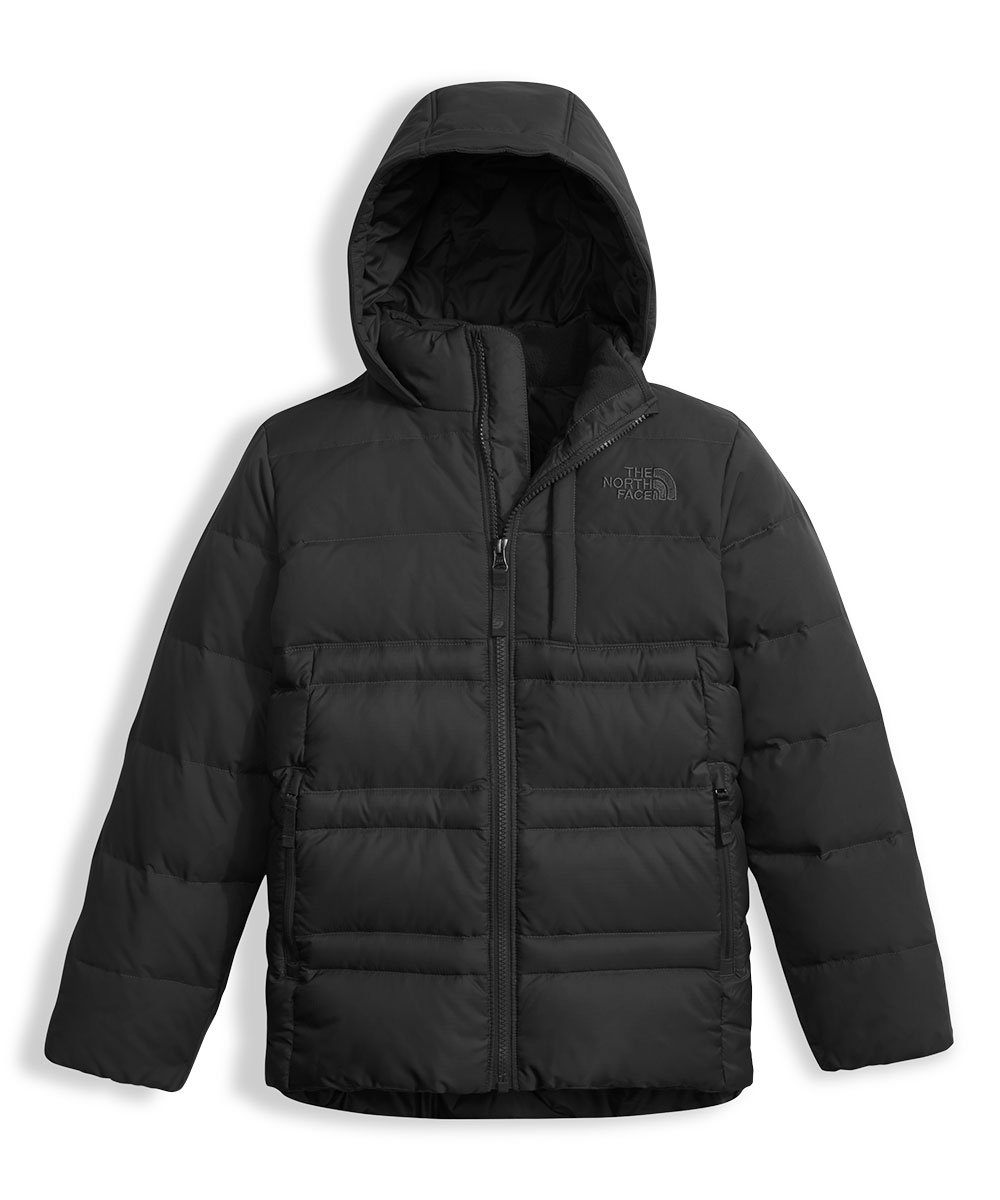 The North Face Little Boys' Franklin Down Jacket - tnf black, xxs/5