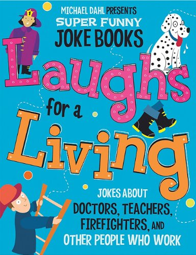Laughs for a Living: Jokes About Doctors, Teachers,, used for sale  Delivered anywhere in USA