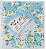 サンハーブ サシェ カモマイル 12個(芳香剤 香り袋 やさしく穏やかな甘い香り)