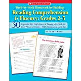 img - for Week-by-Week Homework for Building Reading Comprehension & Fluency: Grades 2 3: 30 Reproducible High-Interest Passages for Kids to Read Aloud at ... Building Reading Comprehension and Fluency book / textbook / text book
