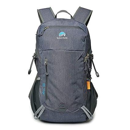 CXJC Mochila para Excursionismo de 40 litros: usable, transpirabilidad, Senderismo al Aire Libre