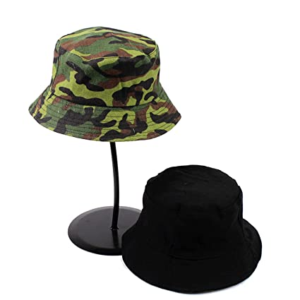 96a4a5b34 Amazon.com : SUMBAGO Camouflage Fishing Hats for Mens Womens ...