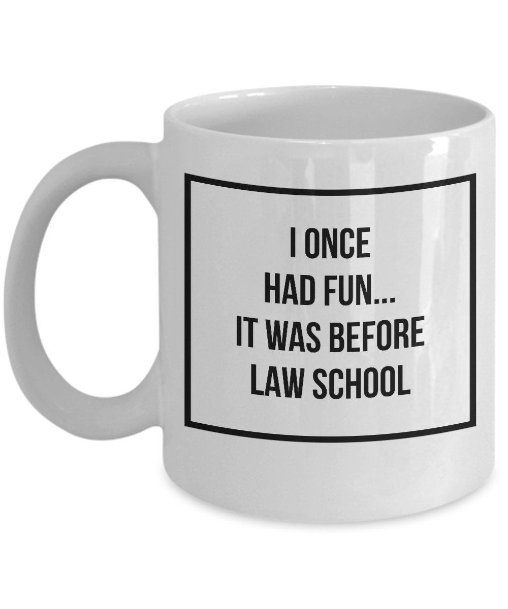 Amazon Funny Law Student Mug
