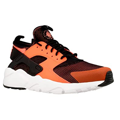 promo code 1bf5c 79825 Nike Mens Air Huarache Run Ultra, Black Total Crimson-White, 11 M US  Buy  Online at Low Prices in India - Amazon.in