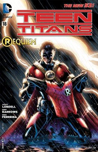 Teen Titans (2011-) #18 (Teen Titans (2011- ))