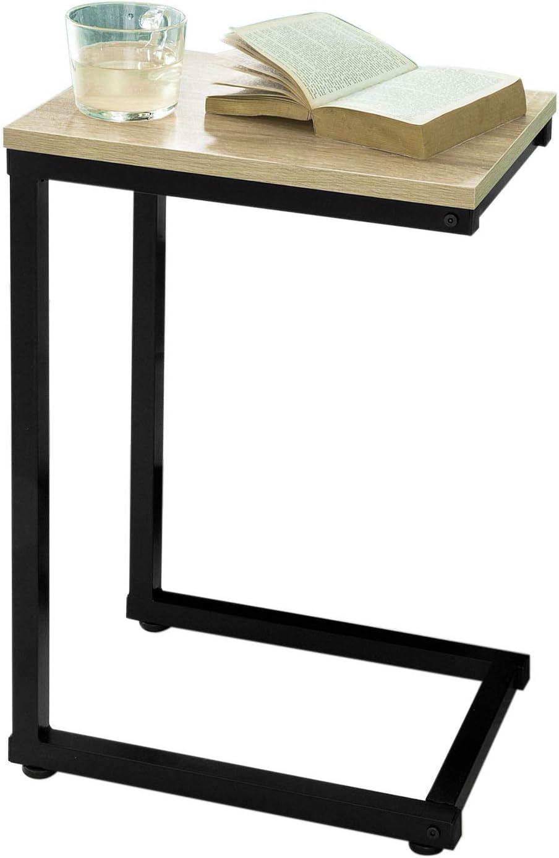 SoBuy® FBT44-N Table d'Appoint Moderne Table