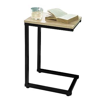 Sobuy Fbt44 N Table D Appoint Moderne Table Basse Bout De Canape A Cafe