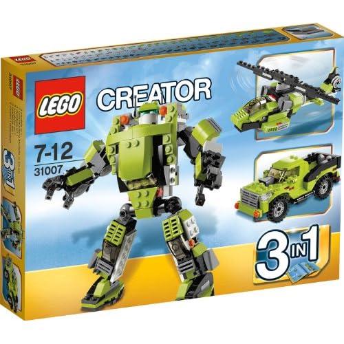 chollos oferta descuentos barato Lego Creator Robot de última generación 31007