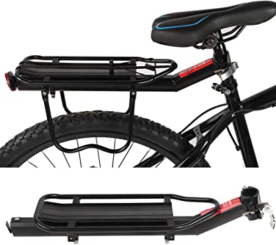 SOULONG – Portaequipajes para Bicicleta de montaña, portaequipajes ...